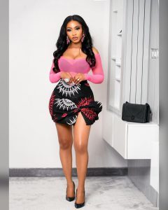 Mercy Eke Shares Raunchy Photo Ahead Of Her 27th Birthday