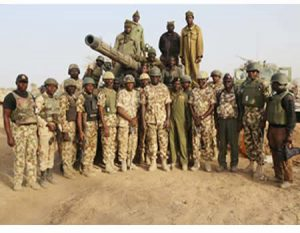 Military kills 21 bandits, loses 3 soldiers, recovers AK 47 magazine in North West ― DMO