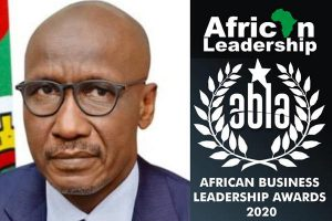 NNPC GMD Kyari wins African Business Leadership Award
