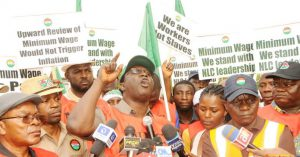 """No Going Back On Strike, Fuel Protest"" -NLC"
