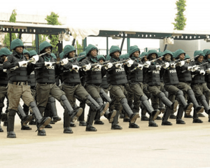 Police commences mop-up exercise on illegal firearms.