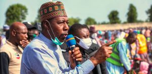 Resettlement: I'll Protect the Dignity of Every IDP in Borno State, Zulum Promises