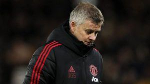 Solskjaer speaks on who to blame for Man Utd's 3-1 defeat to Crystal Palace