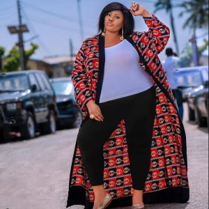The death of a plus-size friend forced me to work on my weight — Actress Ifeoma Okeke .