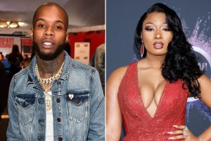 Tory Lanez breaks silence, denies shooting Megan Thee Stallion