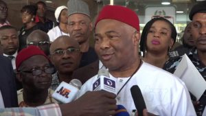 Uzodimma Proposes Merger Of Nonviable Parastatals In Imo