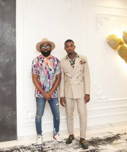 Wear it All Luxury names Noble Igwe as brand ambassador