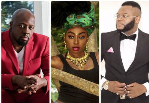 Wyclef endorses Mickael and BM's 'Mamma' single