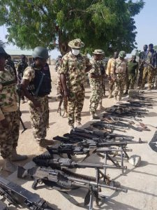 Again, Nigerian Troops Kill 22 Boko Haram Fighters, Destroy Gun Trucks in Borno