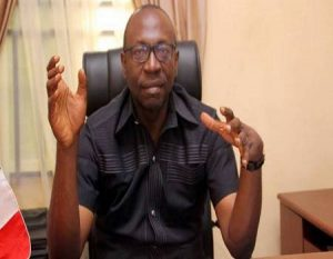 APC will seek court redress as long as PDP is in court with us ― Ize Iyamu