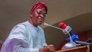 BREAKING: Again, Oyetola announces 24-hour curfew in Osun