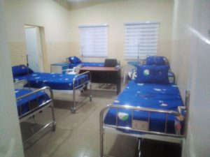 Buratai Inaugurates 30-bed Hospital in Plateau