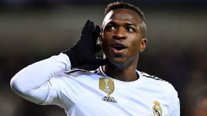 Champions League: Real Madrid star breaks record after 3-2 defeat to Shakhtar Donetsk