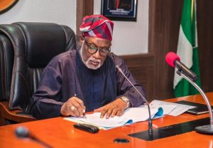 #EndSARS: Akeredolu sets up judicial panel of inquiry