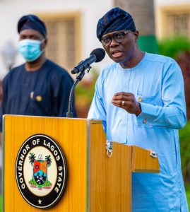 #EndSARS Shooting! I Can't Reach Buhari again, Sanwo-Olu Cries out
