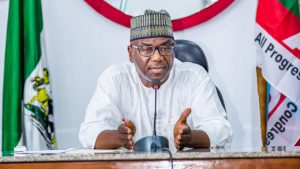 Gov Abdulrazaq cautions against another civil war in Nigeria