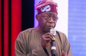 """I will never be part of carnage"" – Bola Ahmed Tinubu denies having a stake in Lekki toll gate and having a hand in Lekki shooting (Video)"