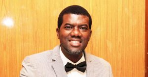 """I Would Flog You If You Were My Child"" – Reno Omokri Tells Twitter User Who Sent His Account Details To Him"