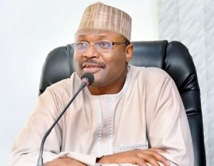JUST IN: Buhari nominates Yakubu for another term as INEC chairman