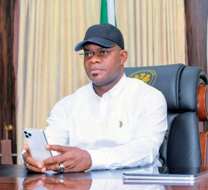 Kogi State Governor, Yahaya Bello offers to be the leader of #EndSars movement… Nigerians react