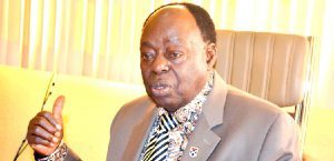 Lekki shooting: Speak up now, Afe Babalola begs Buhari