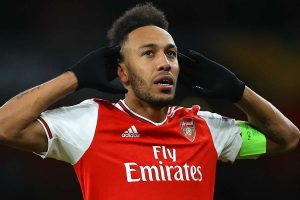 Man Utd vs Arsenal: Aubameyang opens up on lack of goals