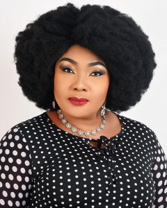 #NigeriaAt60 : Don't wish for a better Nigeria. Do your bit — Actress Eucharia Anunobi
