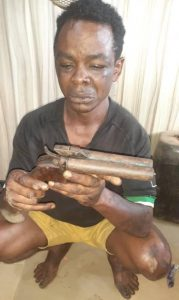 Ogun police arrest suspected leader of cult group during robbery operation