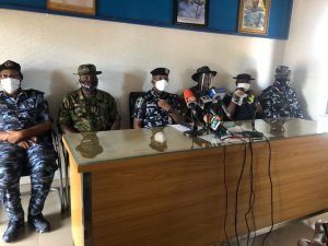 Police arrest looters in Kwara
