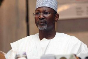 Prof. Attahiru Jega supports #EndSARS protest