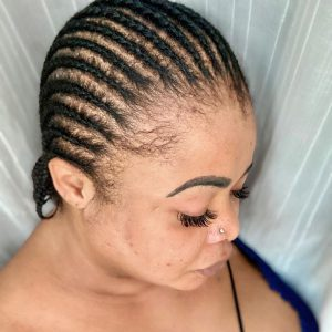 """Reduce your bleaching cream"" – Fan tells Dayo Amusa ; she replies."