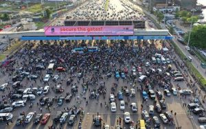 SERAP condemns reports of shooting of protesters at Lekki Toll gate