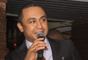 """The best investment isn't starting a business, it's lifting the poor out of poverty"" – Daddy Freeze"