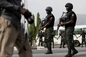 """We are not a collection of angels but we are doing our best"" – Nigerian Police"