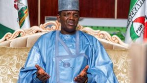Zamfara state needs SARS – Governor Matawalle insists