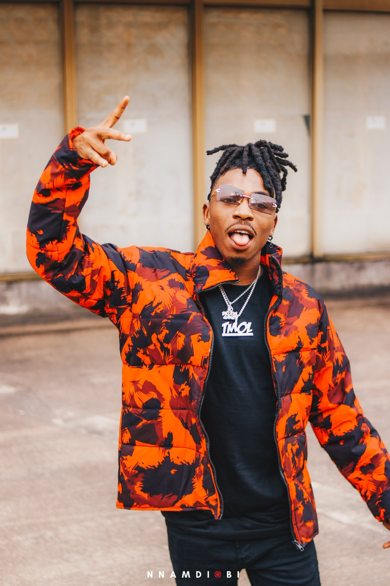 Mayorkun recounts