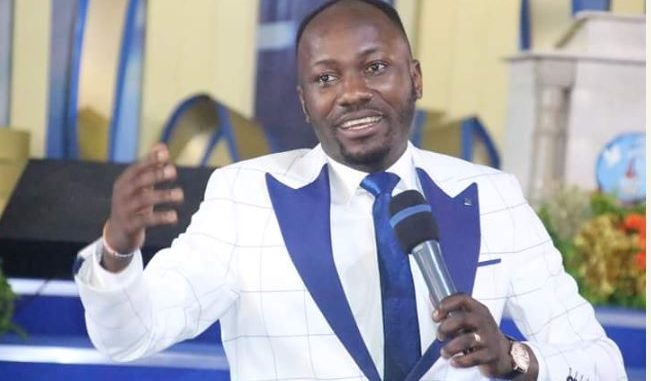 apostle suleman narrates