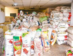 FG donates palliatives to vulnerable groups across in Abuja