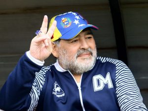 La Liga confirm how they'll honour late Maradona