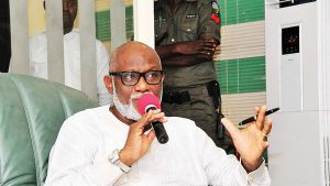 Ondo monarch's killing: We're in a serious security crisis – Akeredolu