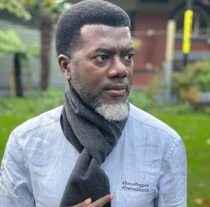 Reno Omokri replies man who insinuated that there are no more virgins in Nigeria