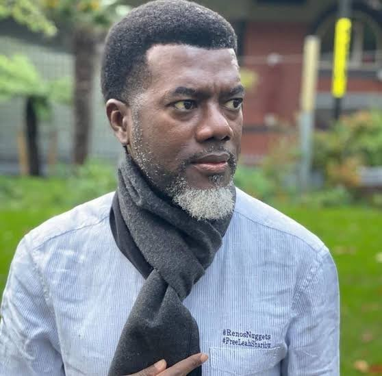 Reno Omokri replies