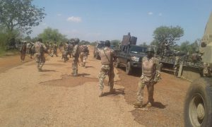 Troops foil kidnapping on Kaduna-Abuja Road