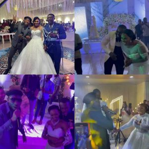 Wow! See How Timi Dakolo Crashed 8 Weddings In Abuja And Gifted Couples Free Performances (Videos)
