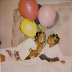 """You changed my life and turned my Spirit inside out"" – Simi celebrates her daughter as she turns 6months"
