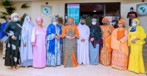 Aisha Buhari Tasks First Ladies on Peace-building, Conflict Prevention