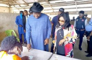 Bayelsa bye-election: Diri confident of PDP victory
