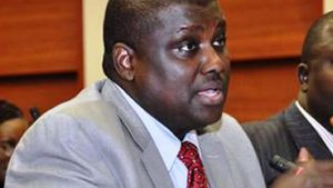 BREAKING: Nigerian intelligence operatives arrest ex-pension chairman, Maina in Niger Republic