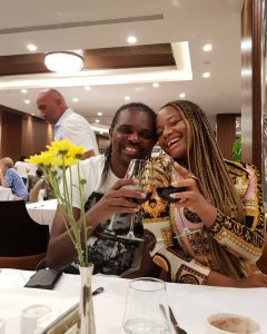 Football legend, Kanu Nwankwo reacts after Osaze Odemwinge called out his wife, Amara for disturbing him with messages (Video)