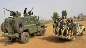 Military destroys house of Boko Haram leaders in Sambisa Forest after terrorist killed rice farmers – DHQ